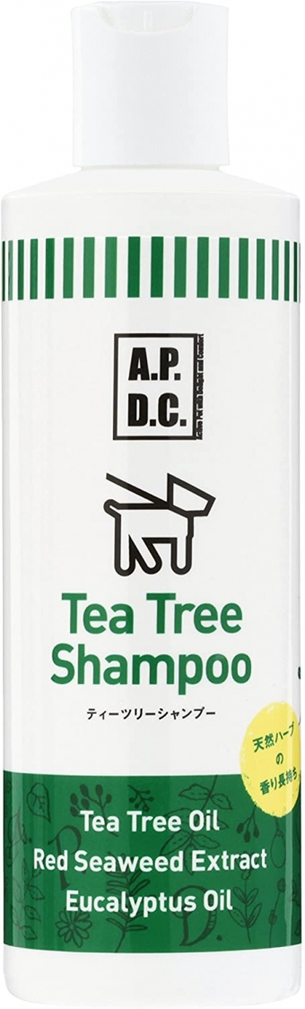 APDC Tea Tree Shampoo 250ml